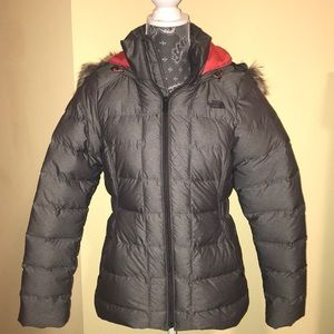 The North Face jacket small